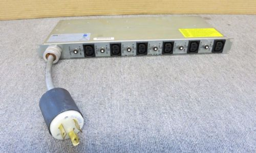 Computer Products CP278 PDD Power Distribution RackMount Strip